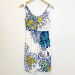 Tahari Floral Dress - Great Condition